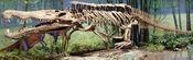 Redondasaurus bermani at CMNH 04