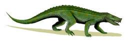 Notosuchus BW