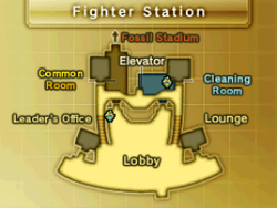 Cranial Fighter Station