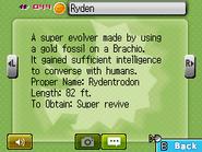 Ryden Fossilary FFC