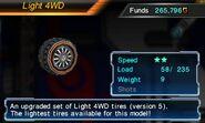 4WD Tires V5