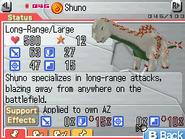 Shuno Max Stats FF