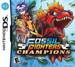 Fossil Fighters Champions U