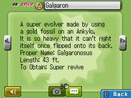 Galgaron Fossilary FFC