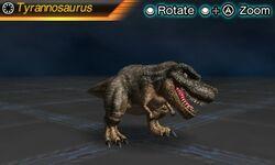 Tyrannosaurus FFF