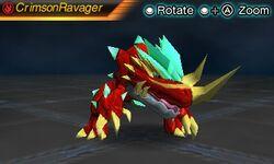 Crimson Ravager FFF