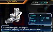 4WD Engine