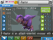 F-Raptor Rank 20 FFC