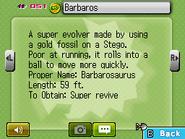 Barbaros Fossilary FFC