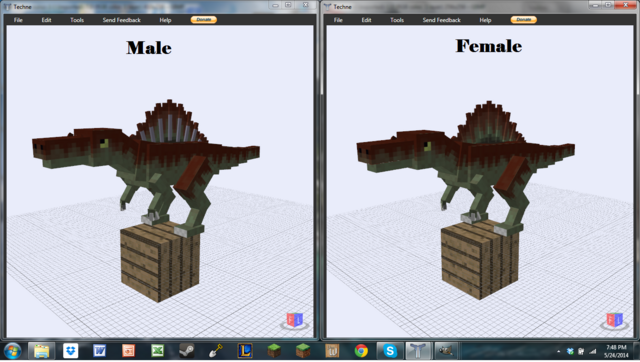 File:Spinosaurus Preview.png