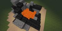 Volcanic Slab