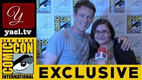 Stephen Moyer - The Gifted (FOX) - San Diego Comic Con 2017 yael