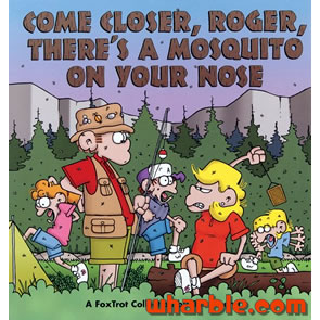 File:FoxTrot Book Come Closer Roger Theres a Mosquito on Your Nos.jpg
