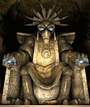 Shee statue