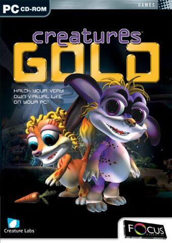 Fichier:Creaturesgoldboxshot.jpg