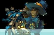 Xélor - Duo