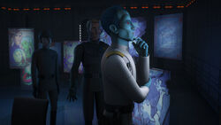 Thrawn studying the Lothal rebels.jpeg