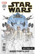 Star Wars Vol 2 1 Directors Cut Variant