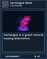 Vextongue Seed