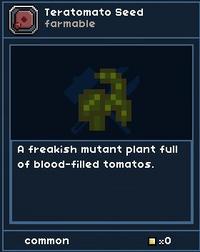 Teratomato Seed