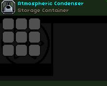 AtmosphericCondenserHUD