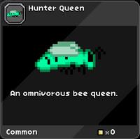 Hunter Queen