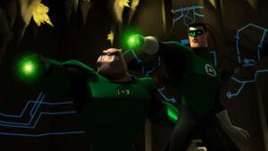Green-Lantern The-Animated-Series Razors-Edge