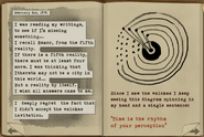 Leon's journal page 17-18