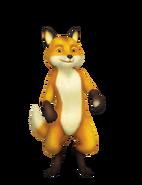 FoxStanding