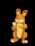RabbitStanding