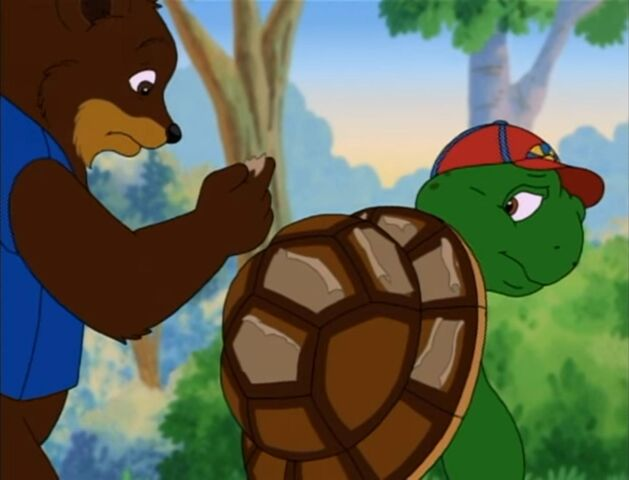 File:Bear & Franklin.jpg