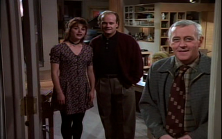 Wikia Frasier- Martin's first date in forever