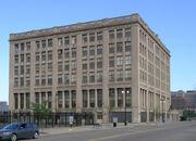 Cadillac Sales and Service Building - Detroit Michigan