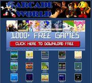 Storm arcade games
