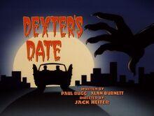 Dexter's date