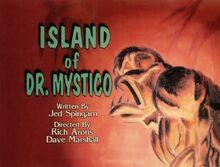 Island of dr mystico