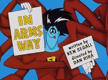 In arms way