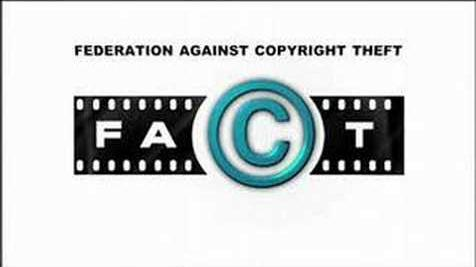 """F.A.C.T Anti-piracy video """"The pirates are out to get you"""""""