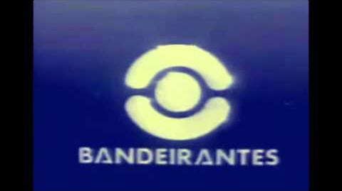 (RARIDADE EXTREMA) Vinhetas Bandeirantes (1979-1981)