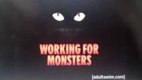 Working for Monsters Logo (2010-2014)