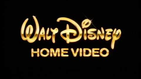 Walt Disney Home Video Logo (1992)
