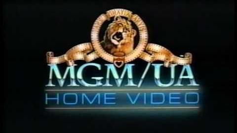 MGM UA Home Video '82
