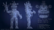 FNAFSL Funtime Freddy Blueprints