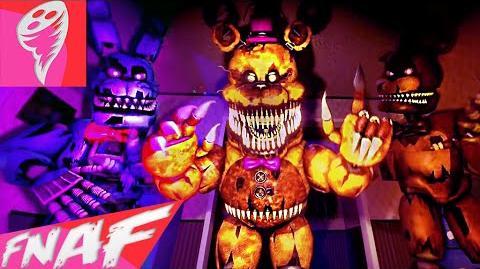 Archivo Sfm Fnaf Five Nights At Freddy S 4 Song Break My