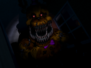 Fredbear righthall close