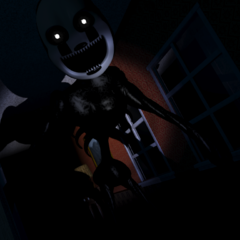 Nightmarionne in the Right Hall.