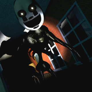 Nightmarionne in the Right Hall, brightened for clarity.