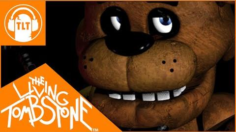 Five Nights at Freddy's 1 Song - The Living Tombstone