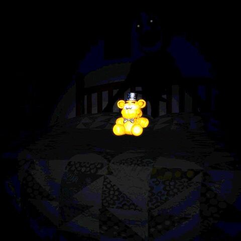Third Halloween Edition teaser brightened, revealing Nightmarionne behind the Bed.