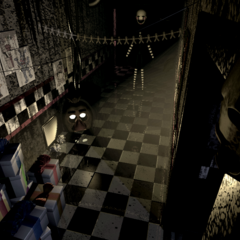 Phantom Puppet in CAM 08. Oddly, it has its design from the second game.